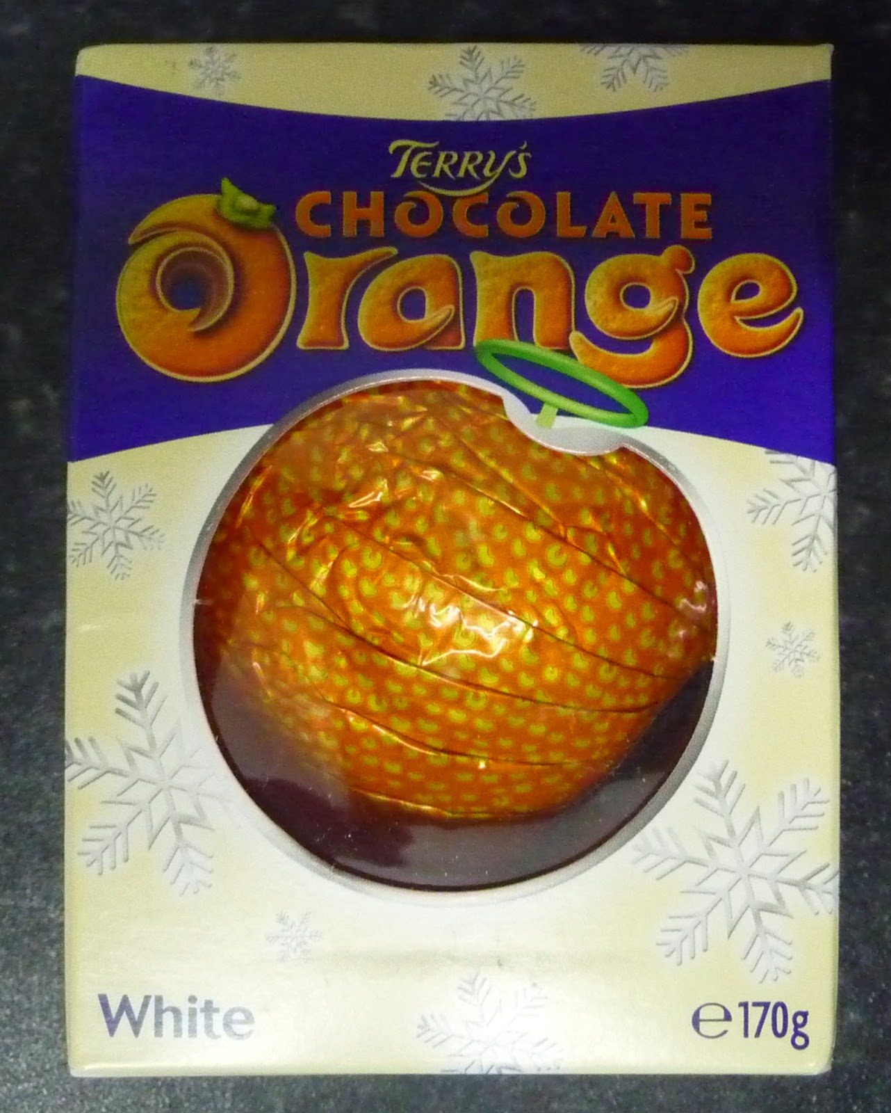 How Much Is A Terry S Chocolate Orange