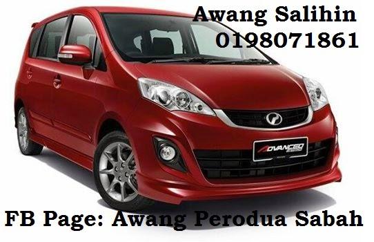 Perodua KK Sabah