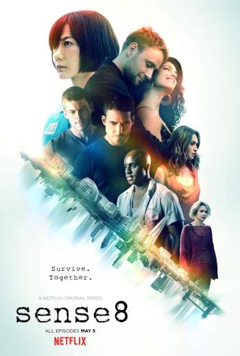 Sense8 2ª Temporada Torrent – WEBRip 720p Dual Áudio (2017)