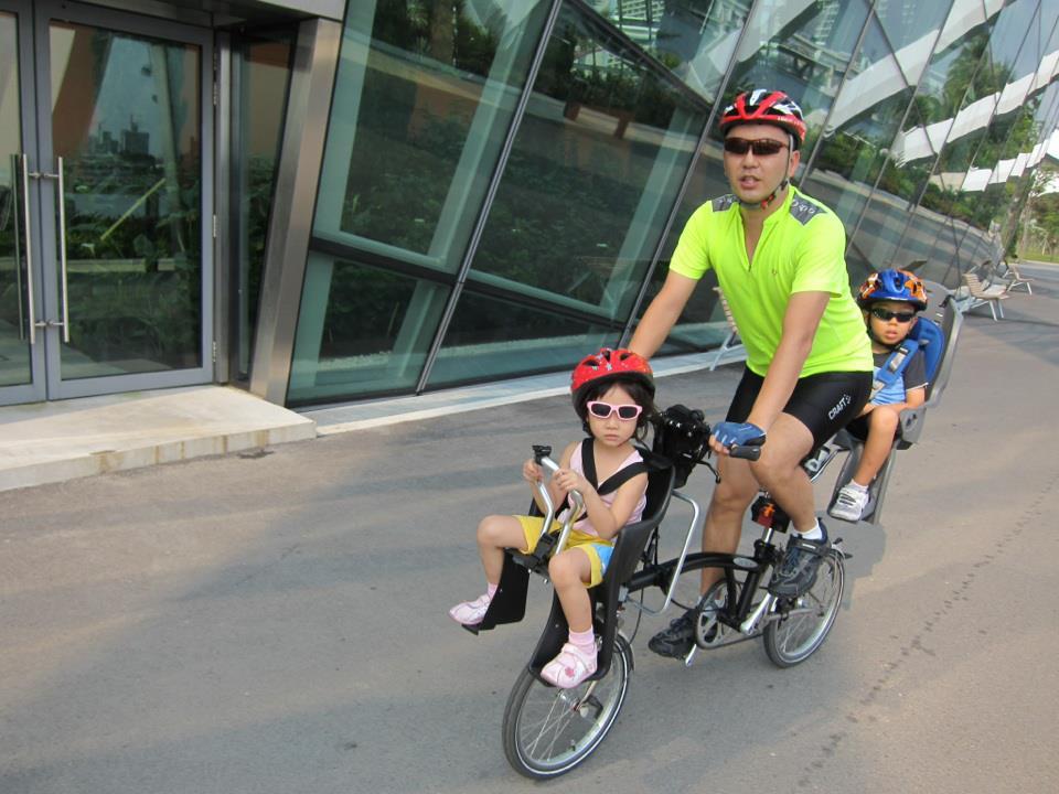 ethan and talia s world biking with kids