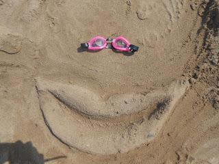 улыбка из песка