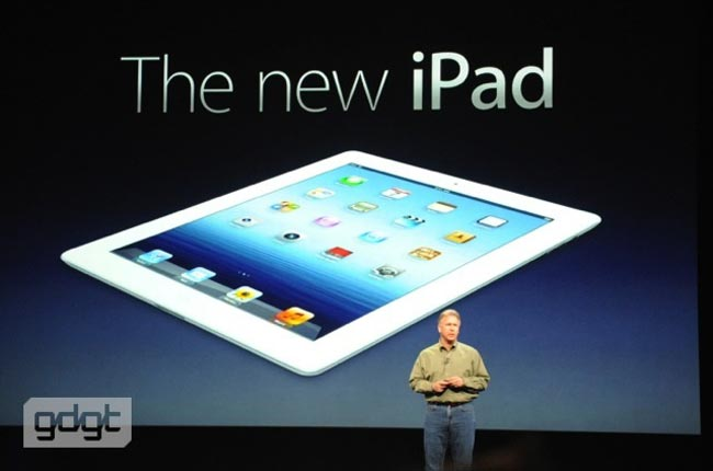 Harga Ipad 3 dan Spesifikasi Ipad 3