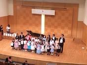 ブルグミュラーコンクール仙台地区大会 開催しました。