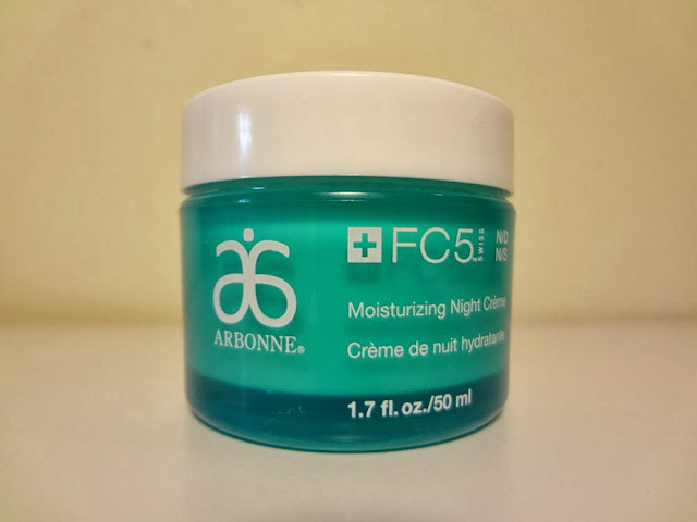 Arbonne FC5 Moisturizing Night Creme