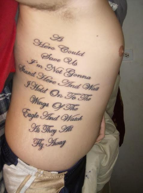 Rib Tattoos Ideas For Girls | Great Tattoos