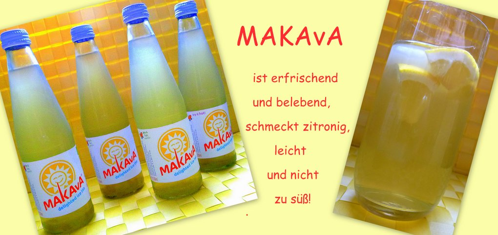 MAKAvA delighted ice tea