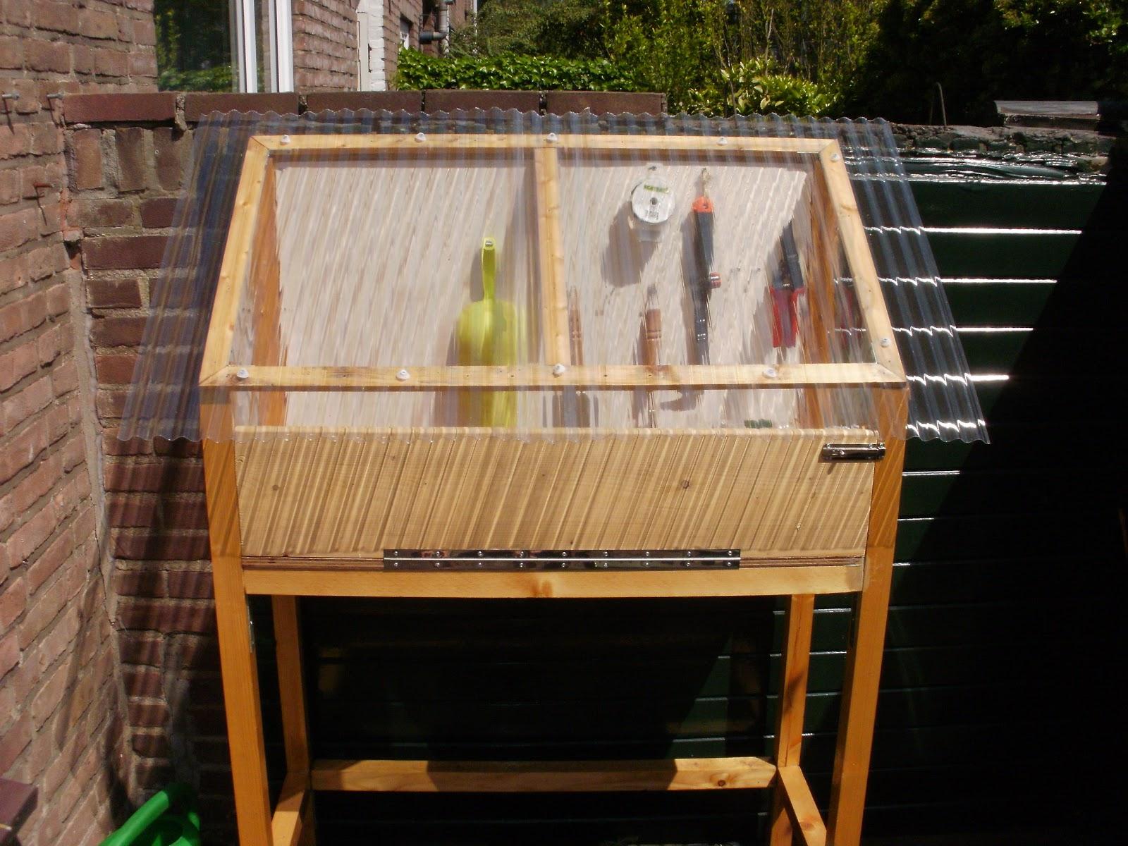 Strandtassen Zelf Maken : Hoe maak je een kweekkas houtopslag de boon in tuin