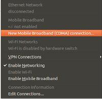 Wizard instalai modem AHA