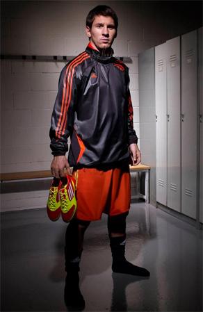 Leo Messi adizero f50
