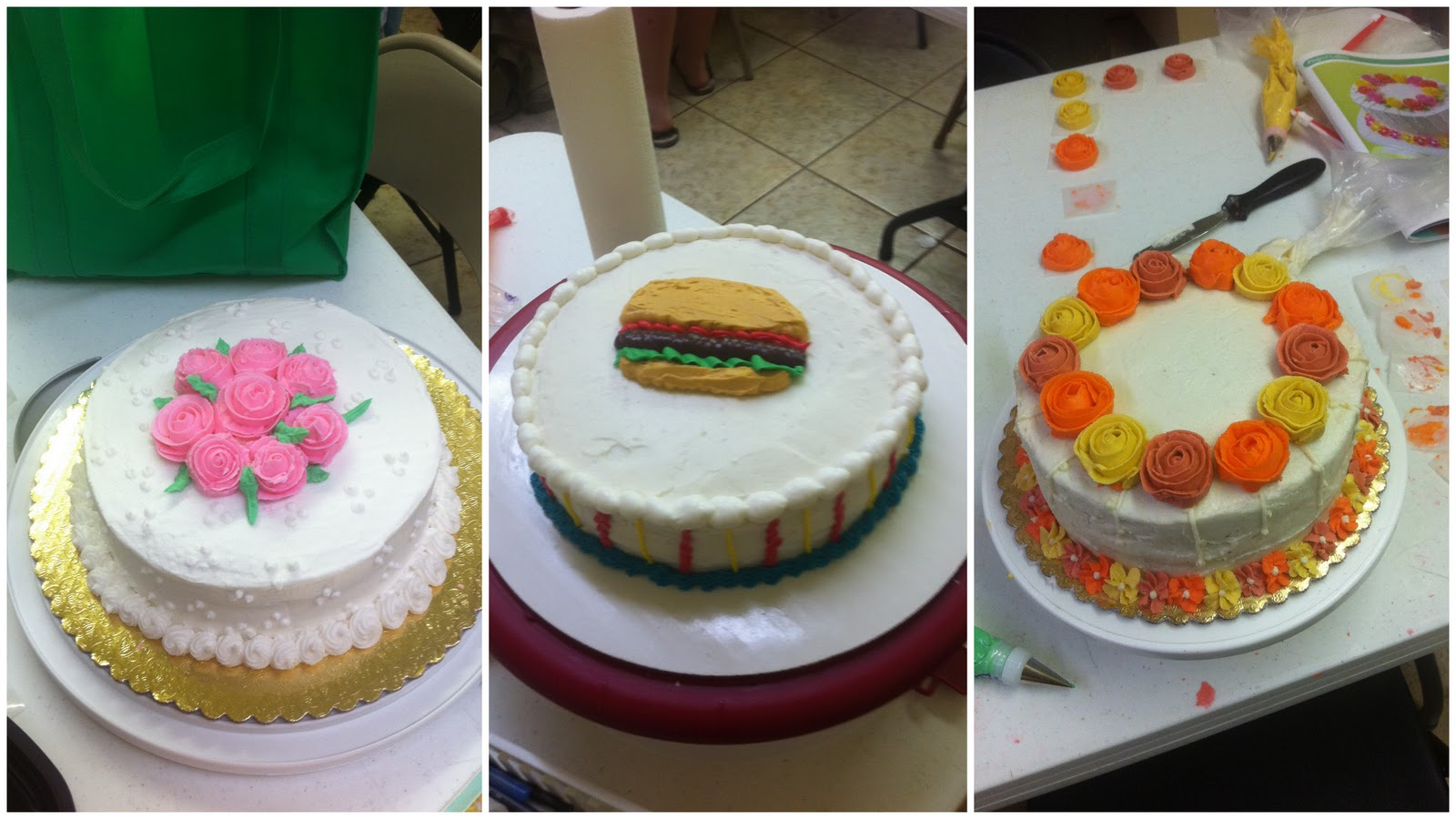 Cake Decorating Class Hk : A Gurley Gurl: Cake Decorating Class - Part 3