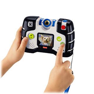 prosta obsługa aparatu dla dzieci