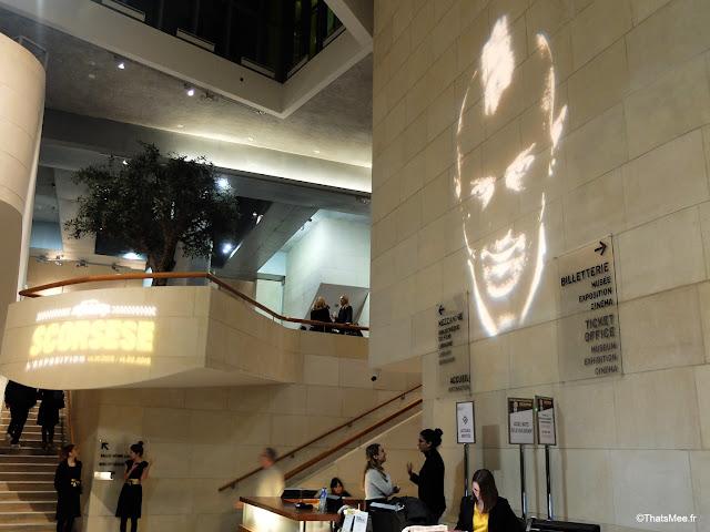 expo scorsese film cinematheque francaise paris bercy