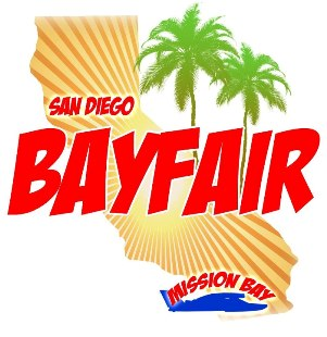 San Diego BayFair Sept 14th - 16th 2012