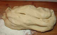 Chinese noodle dough