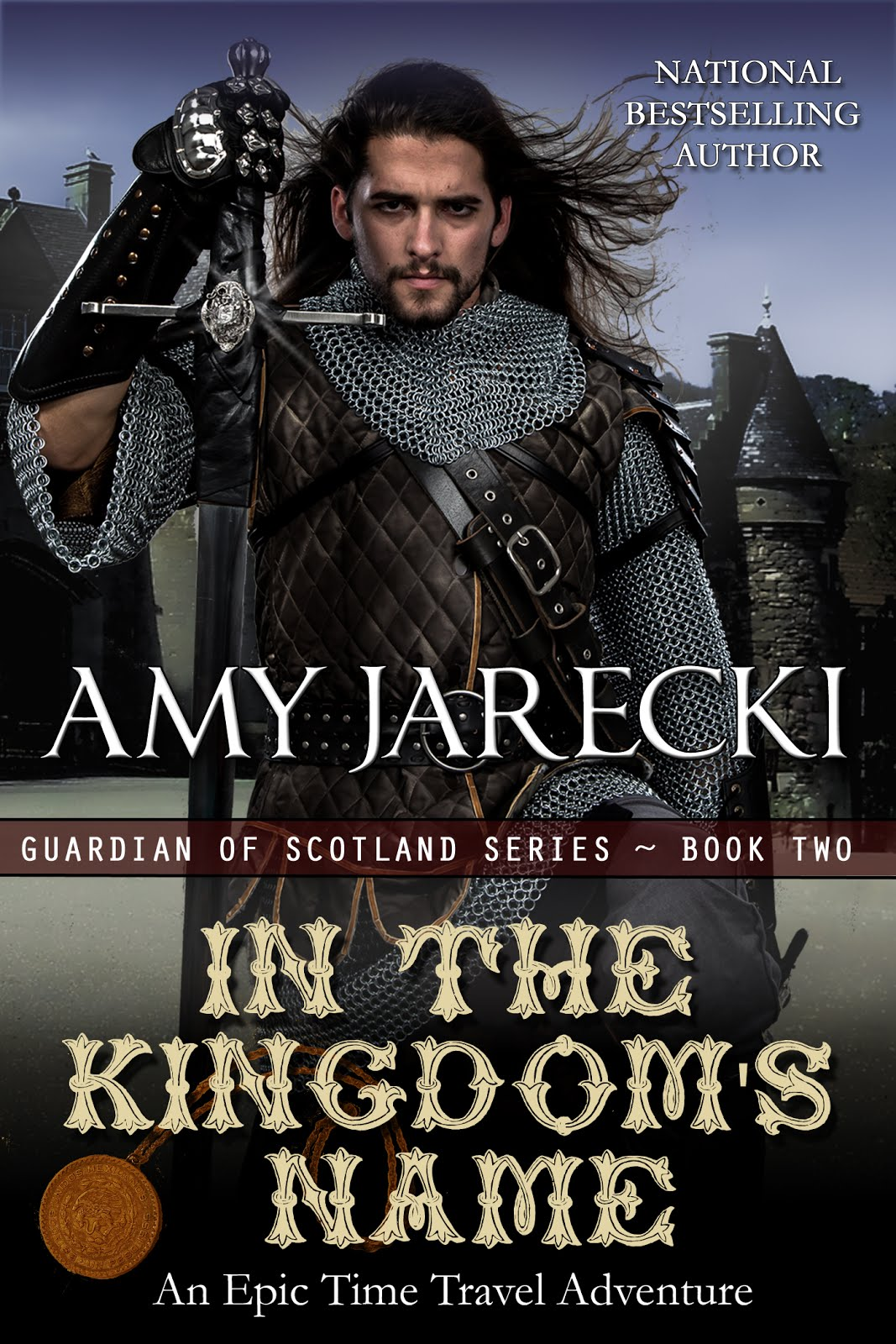 Part Two in the Guardian of Scotland Series