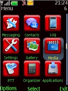 Tema Nokia theme 1