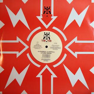 A Homeboy, A Hippie & A Funki Dredd / Total Confusion