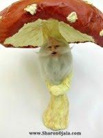 Ukki the Mushroom