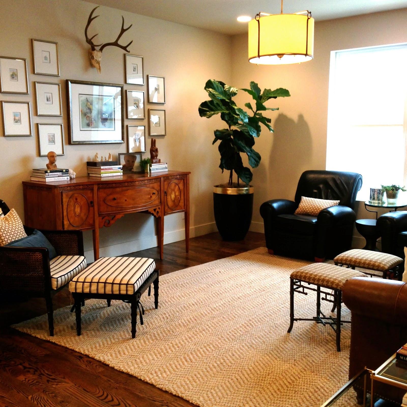 Design dump living room refresh phase 1 complete for Complete living room decor