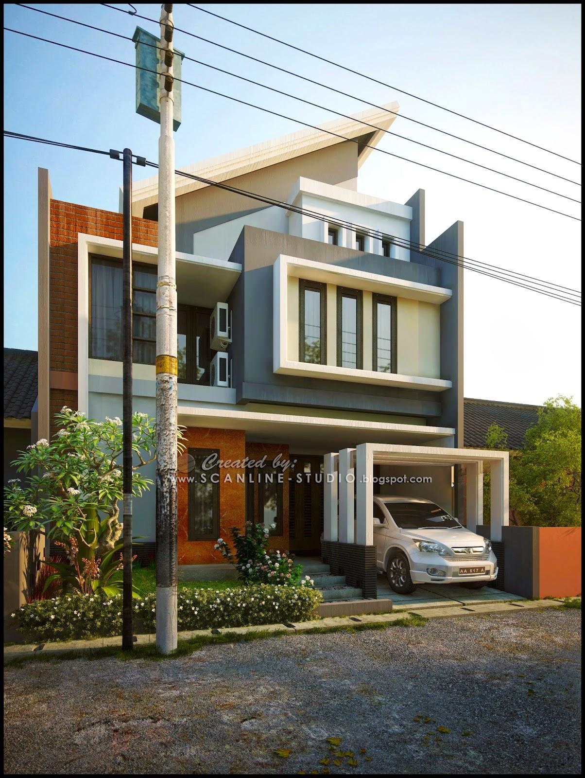 Minimalist house for Minimalist house 3d max