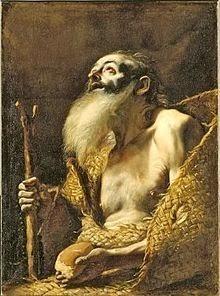 Pablo de Tebas, conocido como el primer eremita