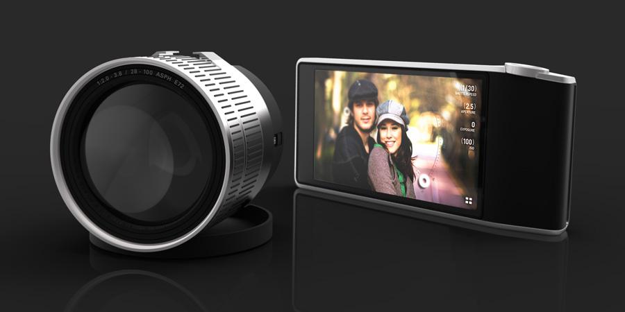 Móviles vs cámaras de fotos