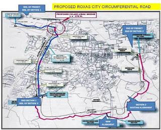 Roxas City Circumferential Road