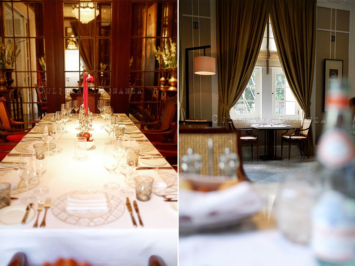 new) the hermitage hotel and lunch at l'avenue restaurant