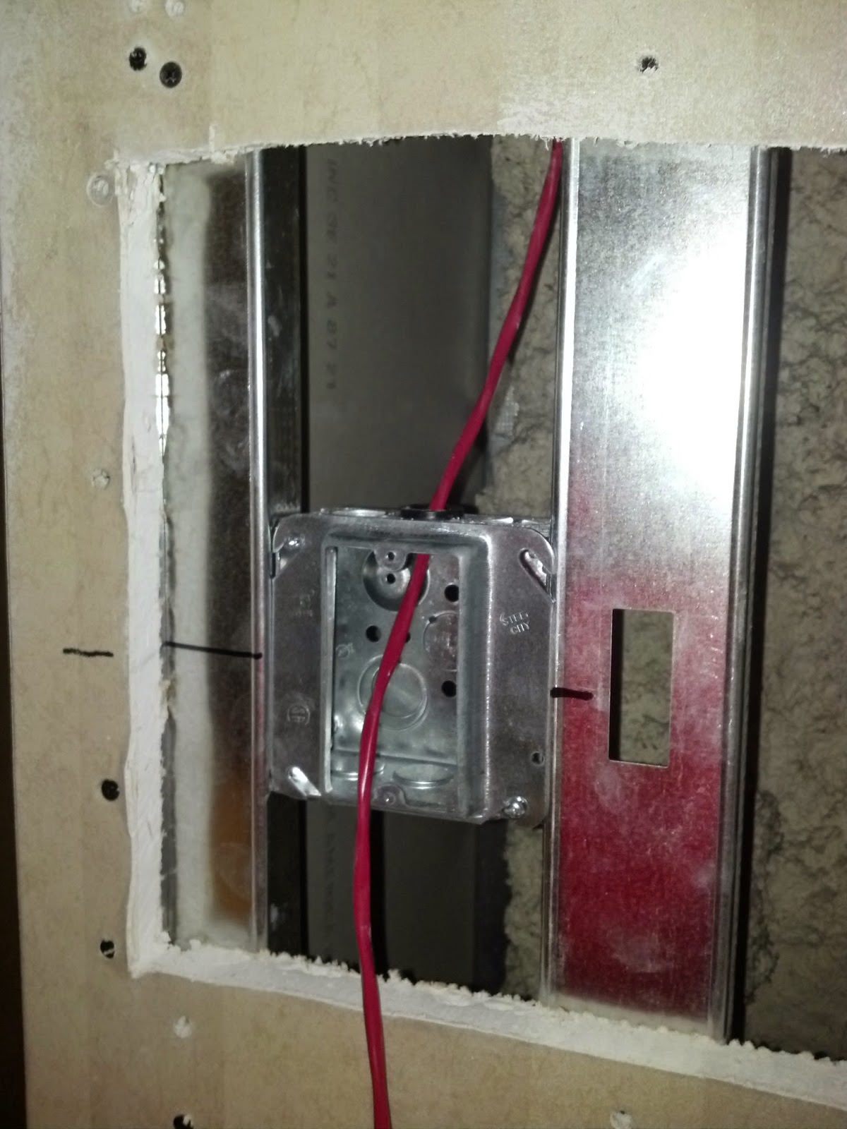 Mounting Magnetic Door Holder for Fire Alarm