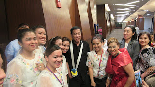 Mayor Rody Duterte on Philippine Travel Agencies Association (PTAA 2015)