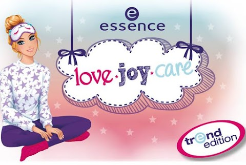 Essence Love Joy Care Holiday 2015 Collection