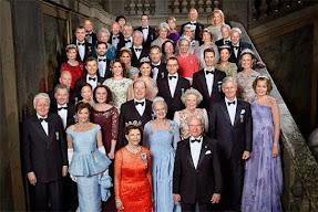 The 70th birthday of King Carl XVI Gustaf of Sweden