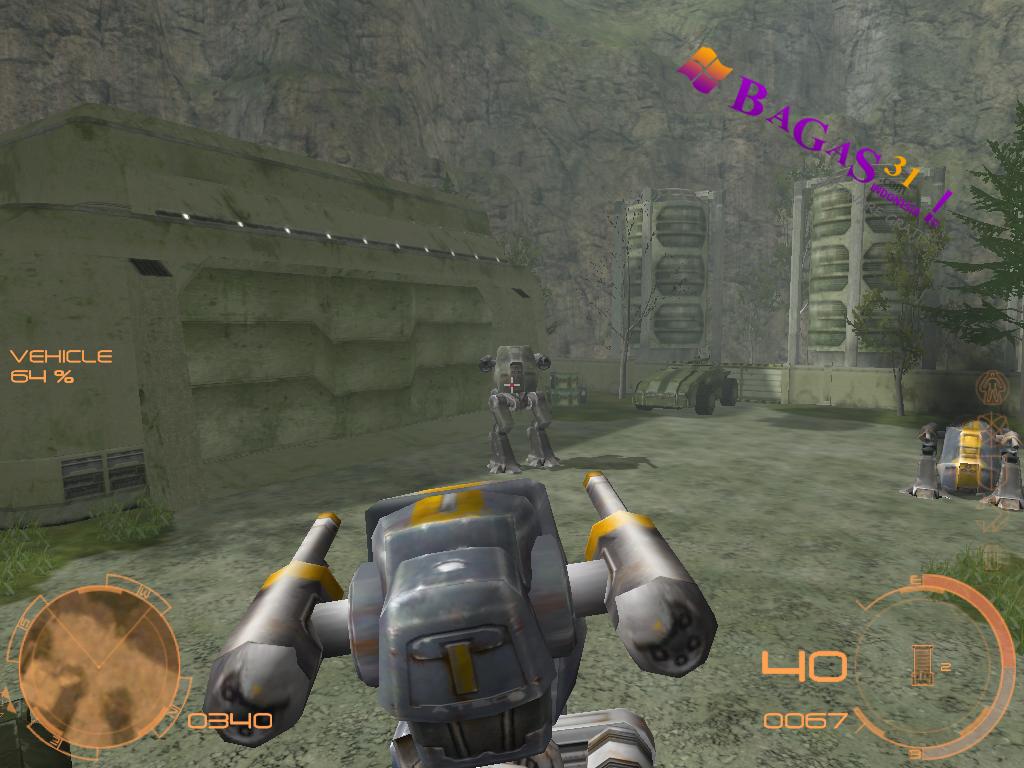 PC GAME Chrome SpecForce ~ PHOENIXEL FILM