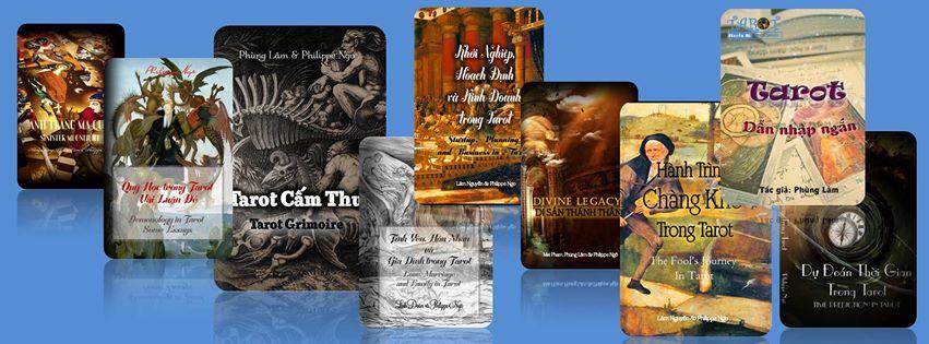 Tarot Huyền Bí Book Series