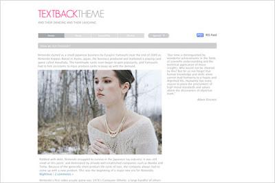 Descargar temas minimalistas para WordPress