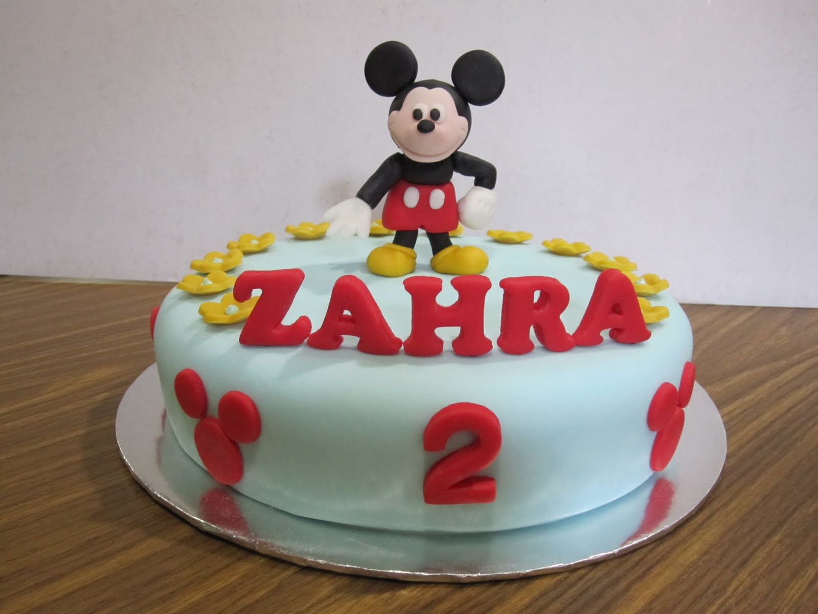 Js Cakes Mickey Mouse