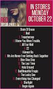 . terbarunya Taylor Swift yang juga merupakan album keempatnya yang akan .