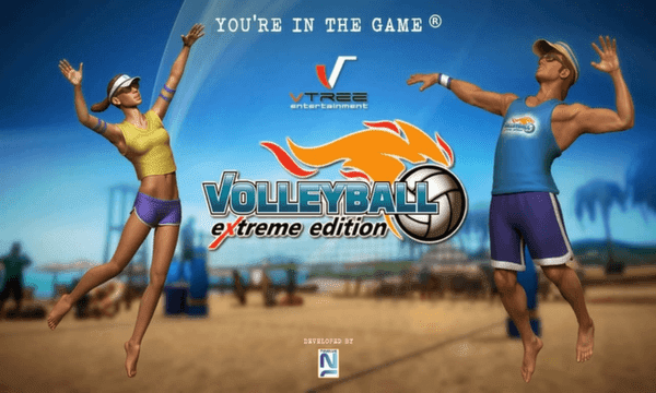Screenshot Volleyball Extreme Android