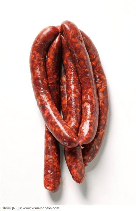 Merguez Sausage with Fennel & Couscous