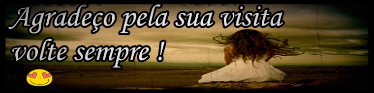 AGRADEÇO SUA VISITA >