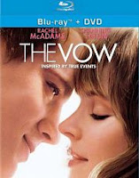The Vow (2012) DVDRip 400MB