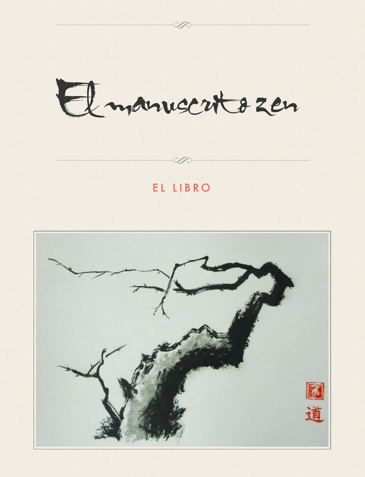 El manuscrito Zen  - EL LIBRO -