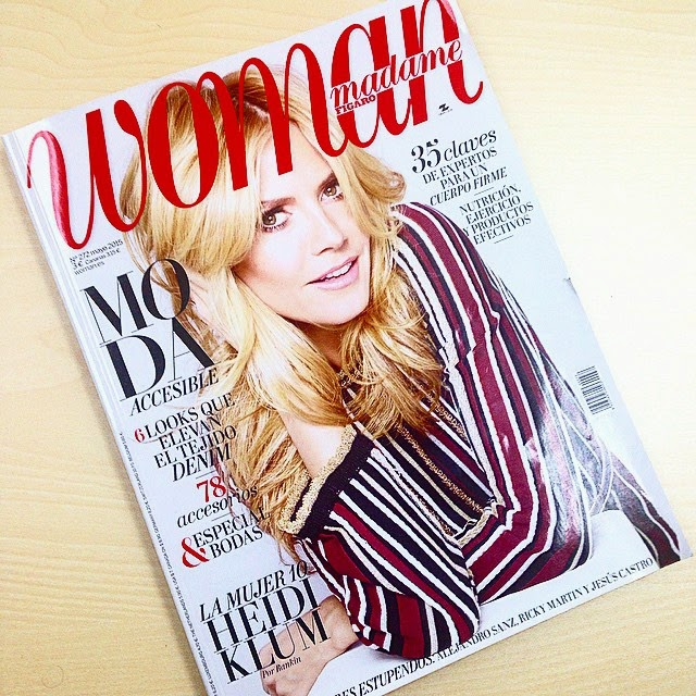 Regalos revistas Abril 2015: Woman
