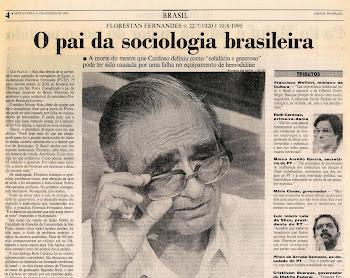 O Pai da Sociologia Brasileira