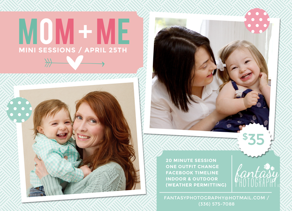 family photographers in winston salem nc | mothers day mini sessions winston salem
