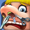 Little Nose Doctor - Free Games App iTunes App Icon Logo By George CL - FreeApps.ws