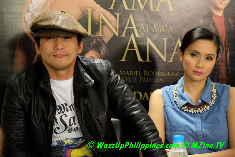 Sa Ngalan Ng Ama, Ina at Mga Anak Movie with Robin and Mariel Padilla