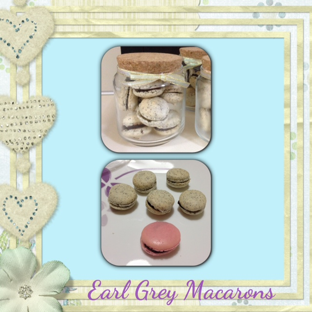 Vanilla Earl Grey Cake