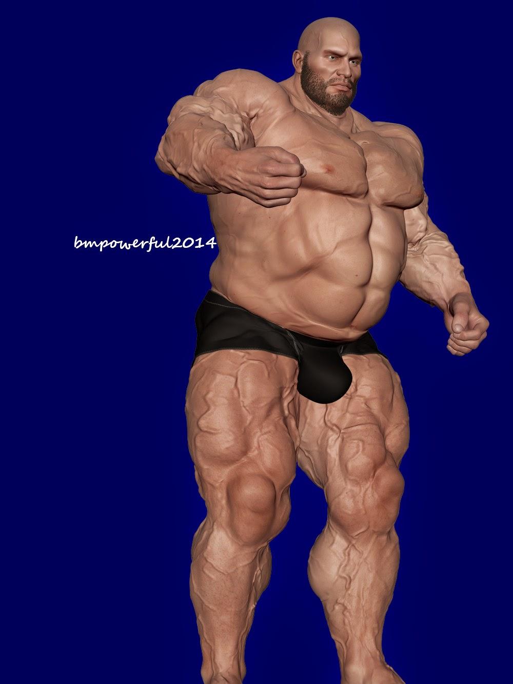 muscular helena may escort