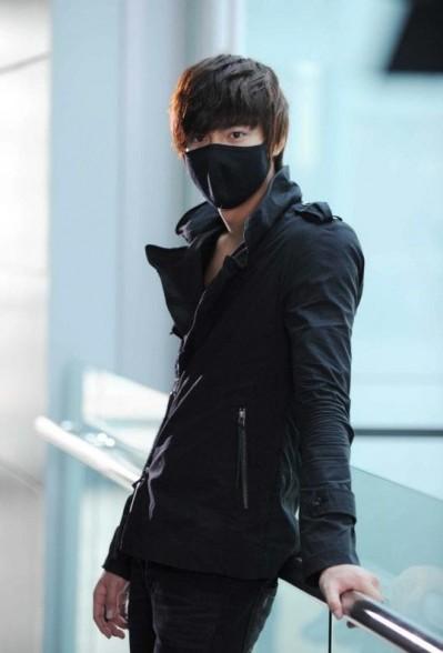 Lee Min Ho Safety Fashion